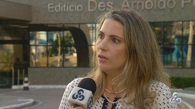 Mutirão atende casos ligados com a lei 'Maria da Penha', no AM - Em duas semanas, 900 audiências foram realizadas.