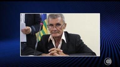 Polícia continua buscas ao assassino do vereador Tote Aristides - Polícia continua buscas ao assassino do vereador Tote Aristides