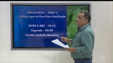 River-PI consegue mudar jogos para o estádio Lindolfo Monteiro - River-PI consegue mudar jogos para o estádio Lindolfo Monteiro