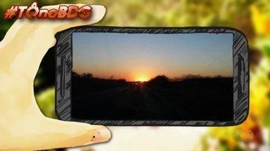 Telespectadores enviam fotos para o quadro 'To no BDG' - Imagens foram enviadas por email, QVT, ou Whatsapp.