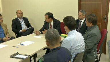 Em Santarém, reunião discute segurança durante campanha eleitoral - Órgãos de segurança do município participaram da reunião.