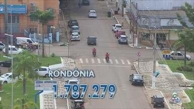 IBGE aponta crescimento populacional em Rondônia - Dados apontam crescimento de 20 mil pessoas no último ano.