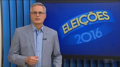 Confira a agenda dos candidatos a prefeito de Curitiba para essa quarta-feira (31) - Campanha dos candidatos à prefeitura continua.