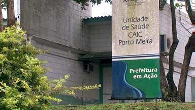 Posto de Saúde do Porto Meira fecha e atendimento passa para o Poliambulatório - Segundo a Secretaria de Saúde, o prédio não tem mais condições estruturais para continuar funcionando.