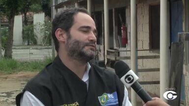 TRE realiza inspeção nas obras realizadas na Ufal - Repórter Warner Filho traz mais informações sobre o assunto.