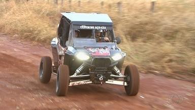 Equipe goiana tenta surpreender no Rally dos Sertões - Cupim de Aço participa da competição que larga em Goiânia