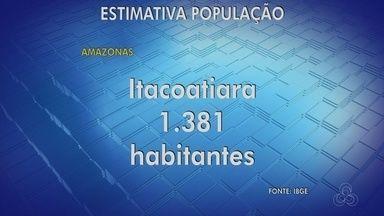 Número de habitantes do AM chega a 4 milhões em 2016, aponta IBGE - Dados apontam estado como 13º estado com mais habitantes no país.