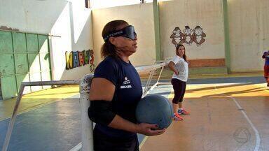 Atleta de Mato Grosso se prepara para a Paralímpiada - Atleta de Mato Grosso se prepara para a Paralímpiada