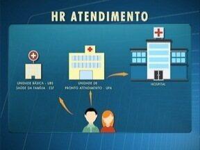 HR inicia a reorganização de atendimentos nesta quinta-feira - Unidade de saúde atenderá apenas casos de alta complexidade.
