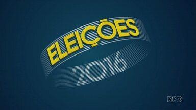 Eleições 2016: confira a agenda dos candidatos à prefeitura de Guarapuava - O critério para cobertura diária é a representatividade na Câmara Federal