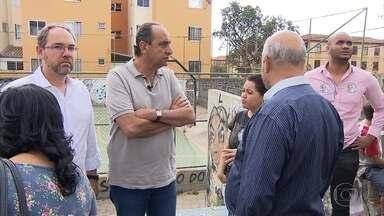 Alexandre Kalil (PHS), candidato à Prefeitura de BH, visita Região Oeste da capital - O candidato disse que pretende fazer um estudo técnico do que está e o que não está funcionando em Belo Horizonte.