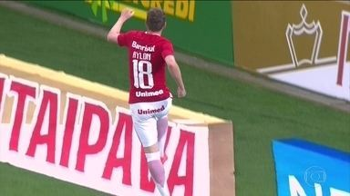 Confira o giro de gols pela Copa do Brasil - Fluminense empata com o Corinthians, Palmeiras vence o Botafogo-PB e Internacional derrota o Fortaleza.