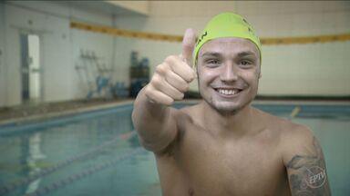 Nadadores representam cidades da região nas Paralimpíadas - Conheça a história de quatro atletas que vão representar a cidade nos jogos.