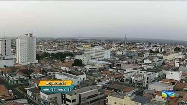 Veja como fica o tempo nesta segunda-feira (5), em todo o Maranhão - Veja como fica o tempo nesta segunda-feira (5), em todo o Maranhão.