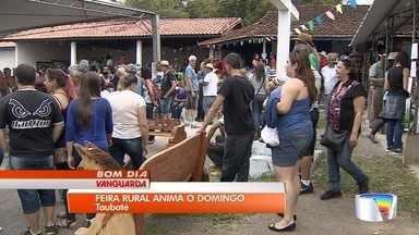 Revelando Sertões aproxima moradores dos costumes antigos em Taubaté - Festa aconteceu neste fim de semana no bairro dos remédios.