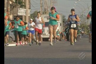 Paragominas recebe edição da Corrida do Sesi - Percurso de 8km reuniu atletas profissionais e amadores.