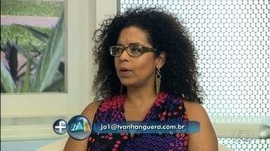 Especialista fala sobre a importância das redes sociais na procura por emprego - Consultora de Recursos Humanos é convidada do Jornal Anhanguera 1ª Edição.