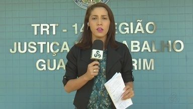Interdição definitiva do Hospital Regional de Guajará-Mirim será definida - Audiência que trata do assunt'o será nesta segunda-feira, 5.