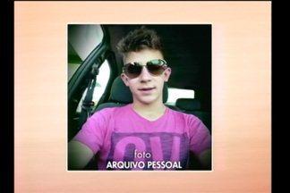 Jovem de 16 anos morre em acidente na ERS-307 em Cândido Godoi, RS - Cleiton Rodrigo Leichtweis estava em um carro que colidiu em uma árvore.
