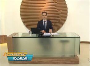 Veja o que é destaque do Bom Dia Tocantins desta quarta-feira (7) - Veja o que é destaque do Bom Dia Tocantins desta quarta-feira (7)