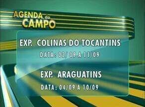 Fique por dentro dos eventos agropecuários realizados no Tocantins - Fique por dentro dos eventos agropecuários realizados no Tocantins
