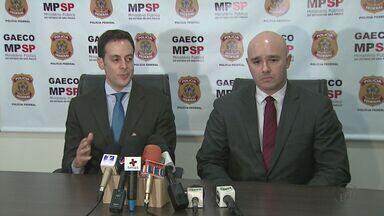 MP avalia delação premiada com suspeitos de fraude em Ribeirão Preto - Colaborações terão que ser 'efetivas', diz promotor da Operação Sevandija.