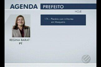 Confira a agenda dos compromissos de campanha para os candidatos à Prefeitura de Belém - Veja os horários de locais onde candidatos cumprem agenda nesta quarta-feira (7).