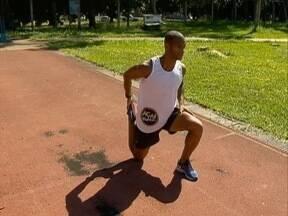 Atletas que treinam em Pres. Prudente se preparam para a Paralimpíada - Velocistas começam a participar do evento nesta quinta-feira (8).
