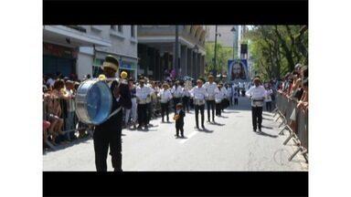 Interior do Rio celebra nesta quarta o Dia da Independência com desfiles cívicos - Confira a programação.