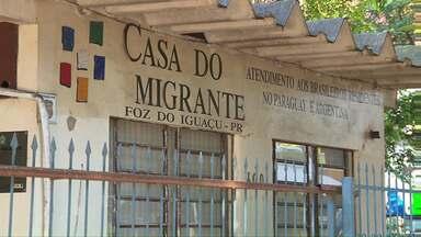Casa do Migrante é arrombada durante a madrugada na Vila Portes - Outros dois locais também tiveram arrombamentos.