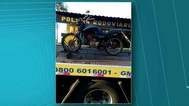 Motociclista morre em acidente na BR-369 - Ele bateu de frente em um carro no distrito da Penha em Corbélia