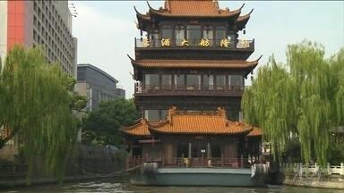 Conheça a cidade chinesa que foi sede dos encontros do G-20 - Hangzhou tem cinco mil anos de história. É uma cidade para se conhecer caminhando ou navegando em seus muitos canais.