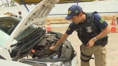 Polícia Rodoviária Federal está intensificando estradas durante o feriadão no Amapá - Polícia Rodoviária Federal está intensificando estradas durante o feriadão no Amapá.