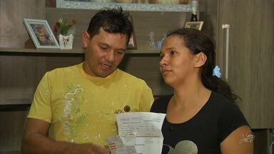 Novos moradores relatam problemas com a conta de energia - População no bairro Canindezinho relataram valores maiores em sua contas