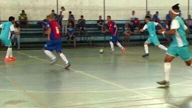 Três Rios, RJ, recebe Campeonato Brasileiro de Futsal de Surdos - Em tempo de Paralimpíadas, objetivo dos organizadores é incentivar a prática de esportes entre os deficientes.