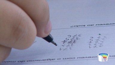 Segunda etapa da Olimpíada de matemática começa - Cerca de 8 mil estudantes da região participam.