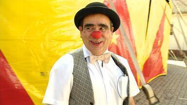 Santa Maria no RS recebe grupos de humor em festival - Os espetáculos são parte da programação do Santa Maria Sesc Circo.