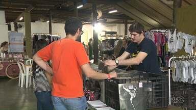 Cultura, comida e produtos com desconto do 3º Grande Bazar - O evento é no Conjunto Cafezal, zona sul de Londrina.