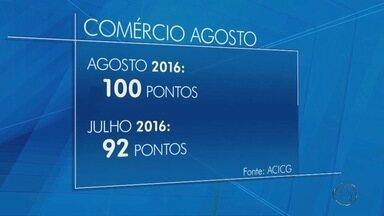 Sábado foi dia de compras em Campo Grande - Números ainda não mostram, mas o comércio da capital de MS começa a se recuperar.