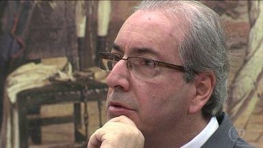 Cunha vai a julgamento na Câmara, depois de 11 meses de idas e vindas - Eduardo Cunha enfrenta nesta segunda-feira (12) o julgamento no plenário da Câmara e pode ser cassado. O Supremo negou a última esperança do deputado para tentar suspender a votação.