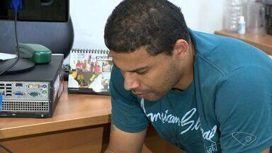 Jovem é assediada após ir a encontro de entrevista de emprego - O suspeito fez um anúncio na internet oferecendo um emprego.Wagner Gonçalo foi preso em casa, no bairro São Geraldo, em Cariacica.