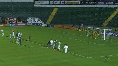 Roberto Alves comenta o empate do Figueirense com o América-MG - Roberto Alves comenta o empate do Figueirense com o América-MG