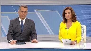 Polícia Federal deflagra 8ª fase da Operação Acrônimo em Minas, SP, RJ e no DF - A operação apura denúncias de corrupção e lavagem de dinheiro. Um dos investigados é o governador de Minas Gerais, Fernando Pimentel (PT).