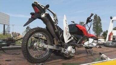 Motociclista de 30 anos morre após colisão em Ibaté - Segundo policiais, vítima era solteira e deixou dois filhos pequenos.