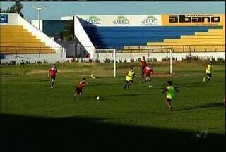 Confira destaques do bloco de esportes no Cariri - Entre os assuntos, Leílson é dúvida para partida do Crato contra Guarany de Sobral.