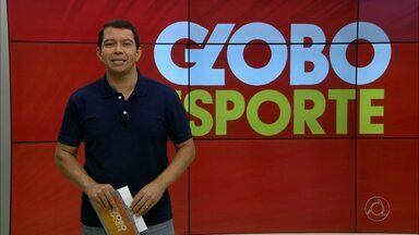 Confira na íntegra o Globo Esporte desta quinta-feira (15/09/2016) - Kako Marques traz as principais notícias do esporte paraibano