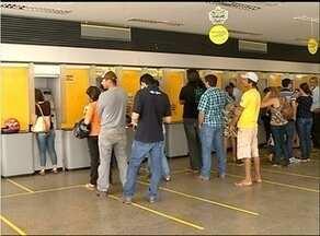 Décimo dia da greve dos bancários prejudica atendimento aos clientes em todo o Tocantins - Décimo dia da greve dos bancários prejudica atendimento aos clientes em todo o Tocantins