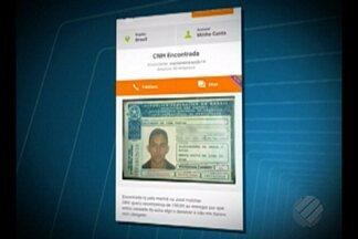Em Belém, homem achou documento perdido e pediu recompensa para devolvê-la - Ele anunciou o documento em um site de vendas.