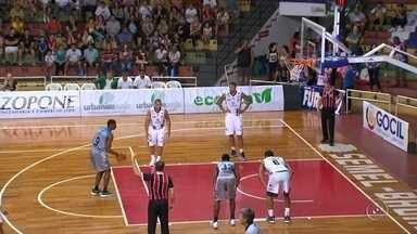 Confira os destaques do esporte desta sexta-feira no Bom Dia Cidade - A equipe de Bauru jogou contra o Rio Claro no basquete e venceu a partida no Panela de Pressão, em Bauru (SP). Esta foi a quarta partida no Campeonato em que o time bauruense se deu bem.