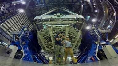 América do Sul Sobre Rodas: Atacama - Max e Amanda visitam um dos observatórios astronômicos mais avançados do mundo, no deserto do Atacama, no Chile.